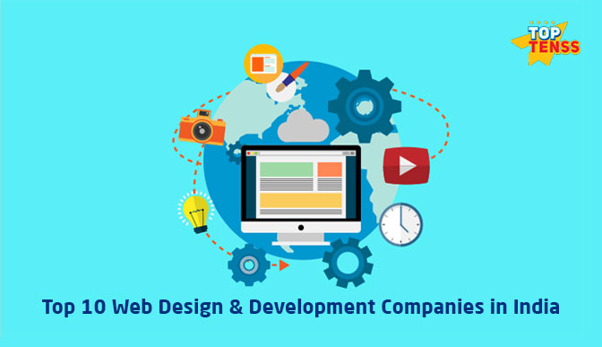 Top 10 Web Design & Development Companies in India