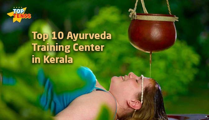 Top 10 Ayurveda Training Center in Kerala