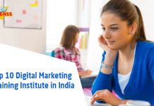 Top Digital Marketing Training Institute