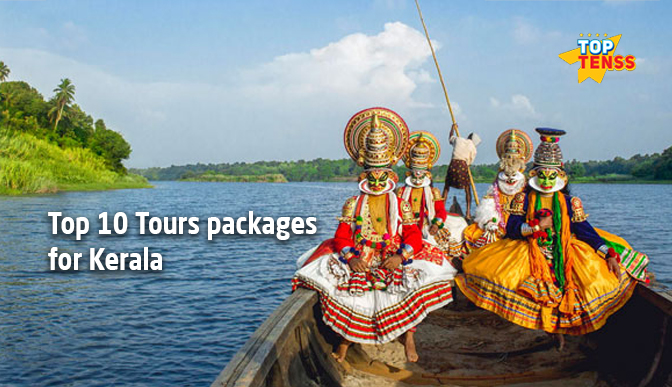 Top 10 Tours Packages for Kerala