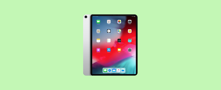 12.9 inch iPad Pro types of ipad models