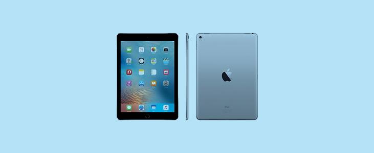 9.7 inch iPad Pro