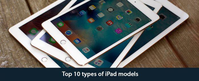 iPad Models
