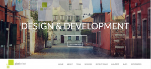 web dsign and development company