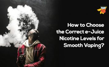 How to Choose the Correct e-Juice Nicotine Levels for Smooth Vaping