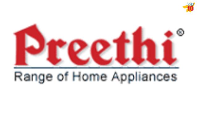 Preethi, manufacturing company ernakulam