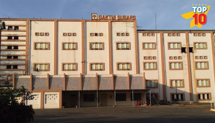 Sakthi Sugars is a sugar manufacturing company based in Coimbatore