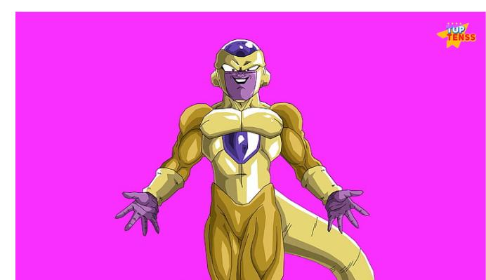 Frieza best villian in anime