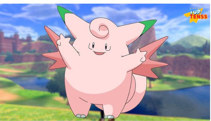 Clefable best pokemon strongest