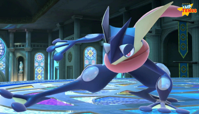 Greninja non legendary pokemon