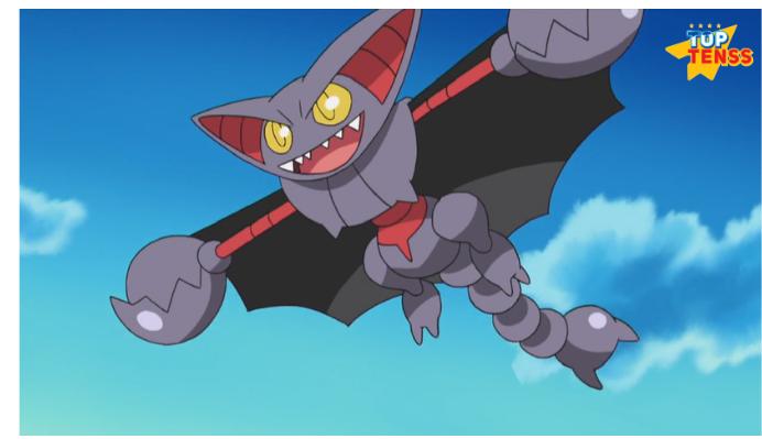 Gliscor best non legendry pokemon