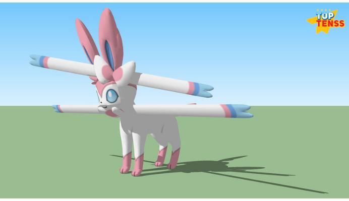 Sylveon best pokemon character