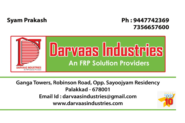 darvas industries in kerala