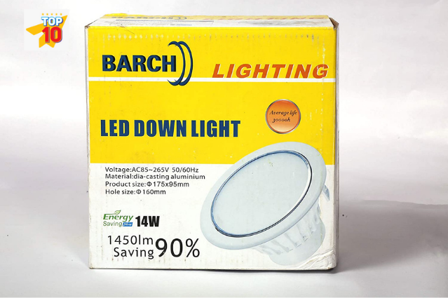 Barch Lighting manufacturing company