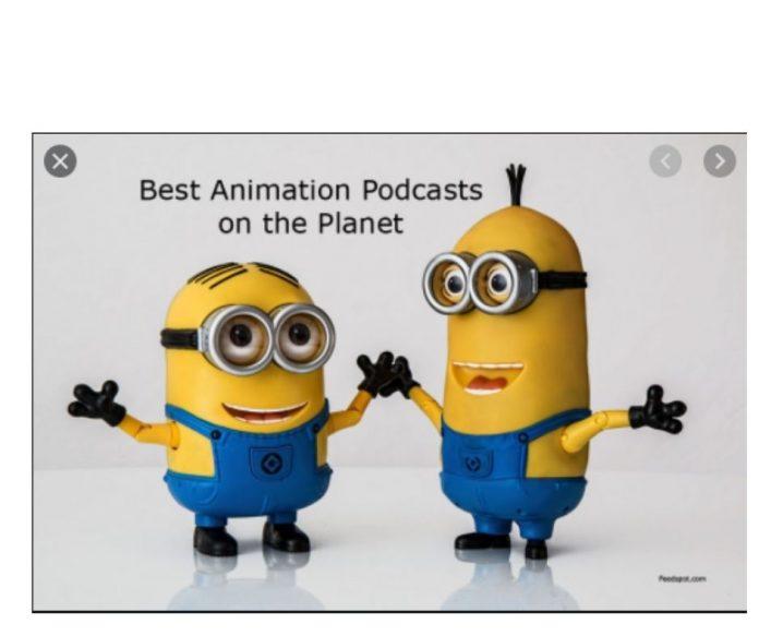 Animation Podcast